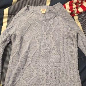 Mossimo supply women's sweater